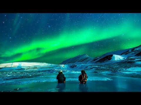 阿拉斯加 北極冰川峽灣 夢幻北極光10日 FAI10A