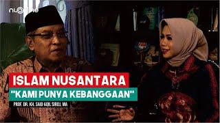Kiai Said soal Islam Nusantara dan Identitas Kebangsaan