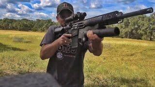 Обычный гражданский гранатомёт   Разрушительное ранчо   Перевод Zёбры