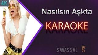 Aleyna Tilki   Nasılsın Aşkta Karaoke 4k