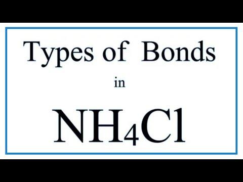 Lewis Structure NH4Cl - смотреть онлайн на HahLife
