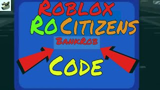 Codes For Rocitizens
