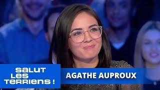 Agathe Auproux « J'aimerais Animer Une émission Plus Culturelle »   Salut Les Terriens