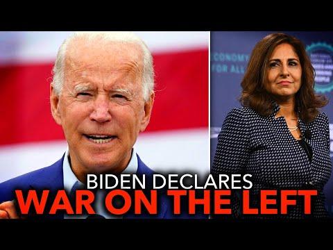 Fauxgressive Democrats Applaud Joe Biden's AWFUL Choice to Lead OMB