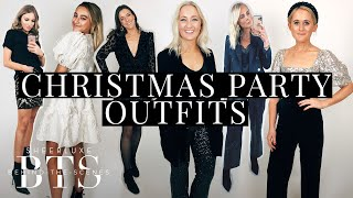 Christmas Party Outfits | BTS S9 Ep 13