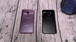"Samsung Galaxy S9+ ""Real Review"""