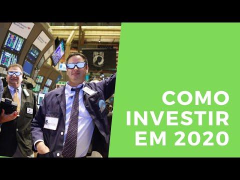 Como investir na Bolsa de Valores em 2020