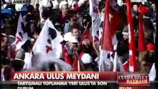 Ankara'da Cumhuriyet Kutlamaları 2012