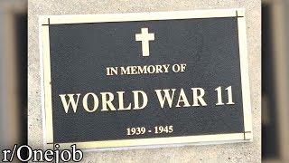 r/Onejob   WORLD WAR 11