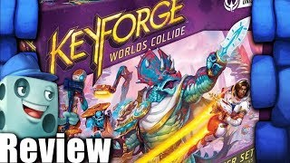 KeyForge: Worlds Collide Review   With Tom Vasel