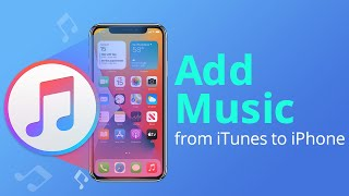 iPhone Tutorials - How To Add Music From iTunes To iPhone in 3 Ways