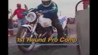 Motorcycle Drag Racing 1993 Prostar Springnationals Rockingham Pro Comp