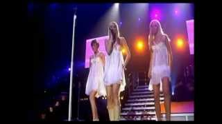 Atomic Kitten - If you come to me - Live DVD rip