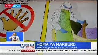 Homa ya Marburg-Trans Nzoia yadaiwa kutoka nchi ya Uganda