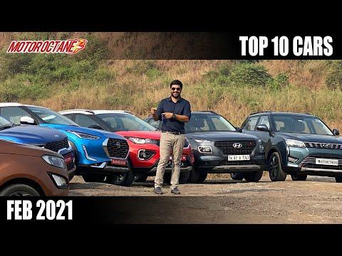 Top 10 Cars in Feb 2021 - Hindi - MotorOctane