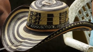 The Leyend of Sombrero Vueltiao - Colombian Typical Hat - TvAgro by Juan  Gonzalo Angel 4c91a726572