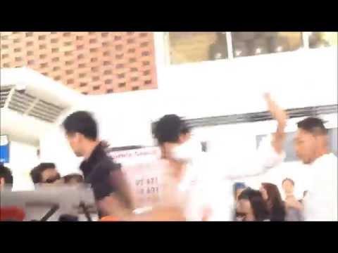 新千歳空港グンちゃんお見送り 2015.5.20
