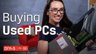 Refurbished PC Buying Guide 🖥 DIY in 5 Ep 86