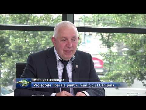Emisiunea Electorală – 2 iunie 2016 – Horia Tiseanu, Iulian Dumitrescu, PNL