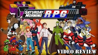 Review: Saturday Morning RPG (PlayStation 4 & PS Vita) - Defunct Games