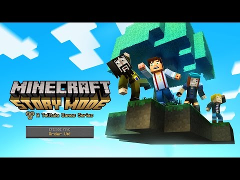 Minecraft: Story Mode - Episode 5 Trailer thumbnail