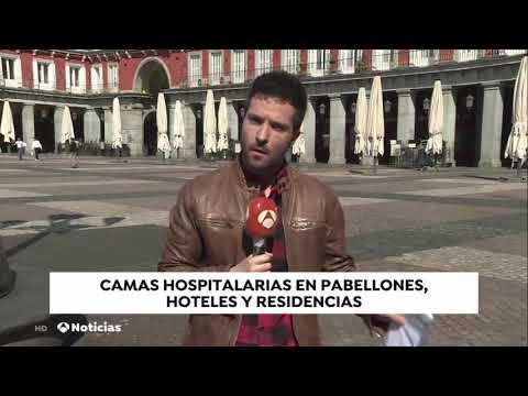 , title :'DIRECTO - Madrid cierra bares, restaurantes y comercios por el coronavirus - Adolfo Izquierdo'