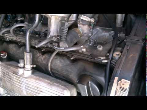 Warum geht das Benzin aus dem Vergaser weg