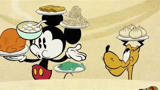 Year Of The Dog | A Mickey Mouse Cartoon | Disney Shorts