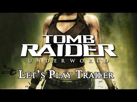 Видео № 0 из игры Tomb Raider: Underworld (Б/У) [PS3]