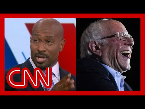 Van Jones: Establishment's jaws are hanging off their faces