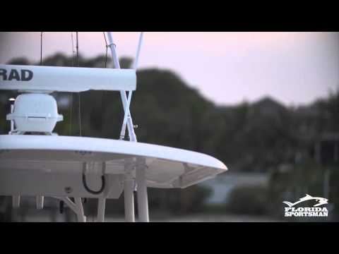 Cobia 344 Center Console video
