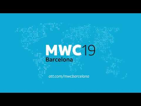 Get the Latest AT&T News on Mobile World Congress 2019-YoutubeVideoText