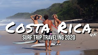 Costa Rica Surf Trip - TRAVELING 2020 *First Californians Back*