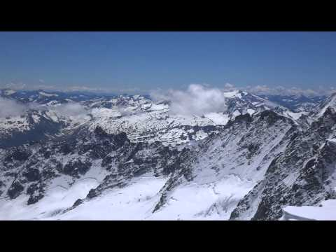 Dammastock 3630m Schneestock 3608m Scialpinismo skitouren