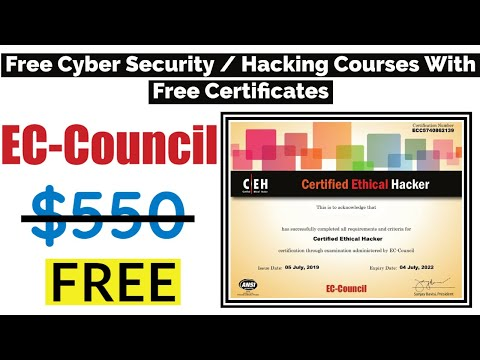 Free Certified Ethical Hacking Course | Cybersecurity ... - YouTube