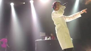 Flex like ouu - lil pump live @ the novo los angeles smokepurrp