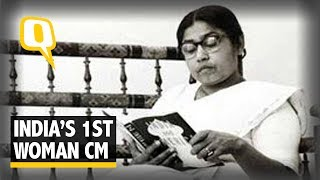 Reminiscing Sucheta Kripalani, India's First Woman Chief Minister - The Quint