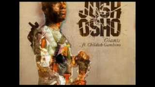 Josh Osho - Giants ft. Childish Gambino Lyrics (in description)