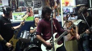 MANSOS - la hoguera (extremoduro) cover
