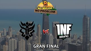 GRAN FINAL Thunder Predator vs Infamous Y. - No Major No Problem