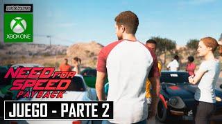 Need for Speed Payback | Campaña (Parte 2) en 5.46 Horas | Español