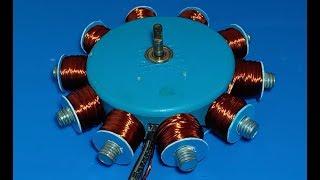 How to make powerful 12V-24V  brushless motor , Super strong DC brushless motor