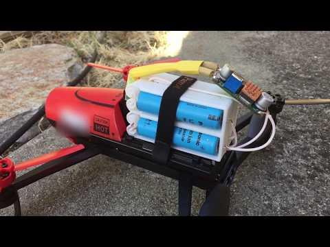 Parrot Bebop Water Mod Part 3 - Youtube Download