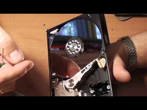Устройство и принципы работы современных жёстких дисков (HDD) - Обзор