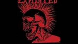 The Exploited-Eyes Of The Vulture