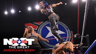 NXT Women's Title No. 1 Contender's Elimination Match: NXT Great American Bash, July 1, 2020