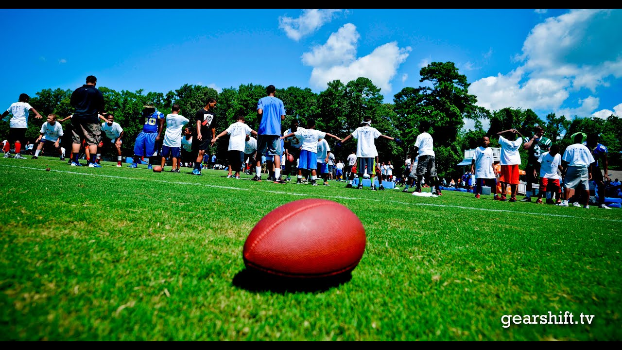How Video Can Promote Your Football Camp