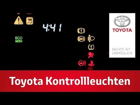 Was bedeuten die Kontrollleuchten im Auto? Übersicht der wichtigsten Warnleuchten
