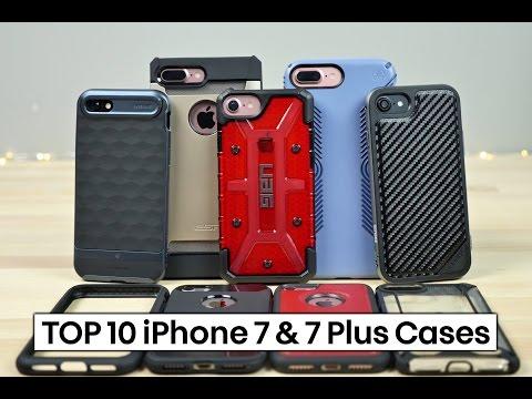 Top 10 Best iPhone 7 & 7 Plus Cases!