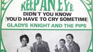 "Gladys Knight & the Pips ""Keep An Eye"" 1969 My Extended Version!!"